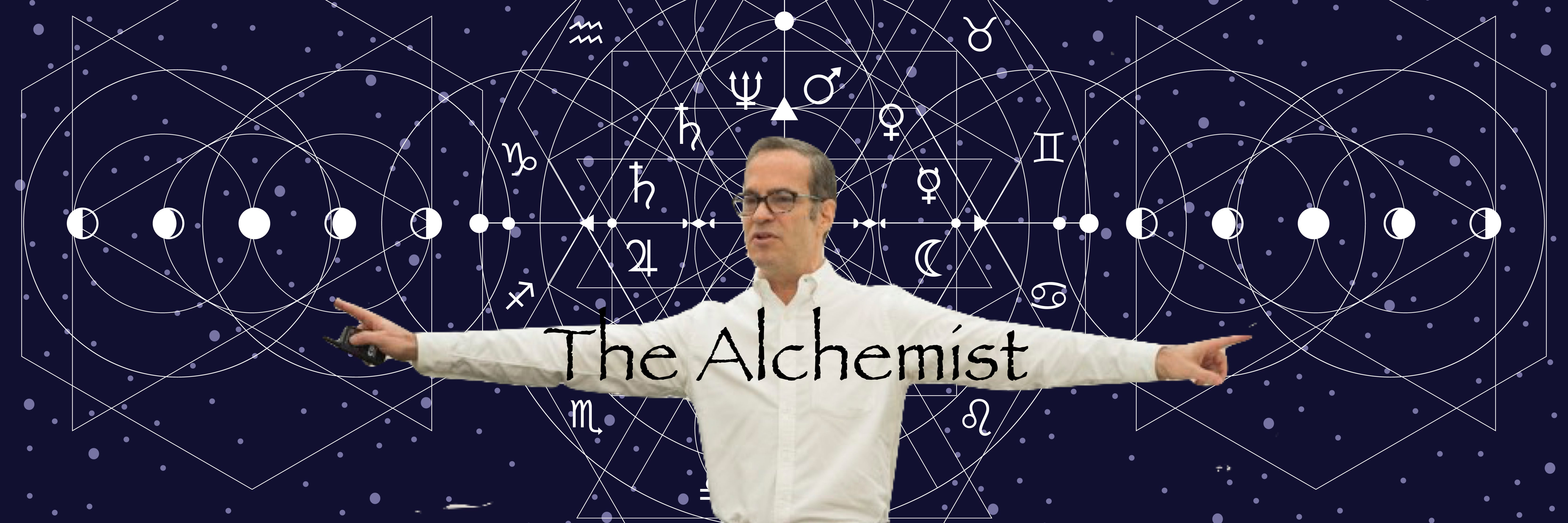 David J. Katz – The Alchemist