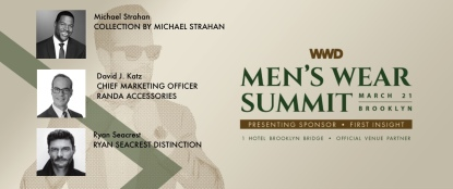 WWD Mens Summit 2017