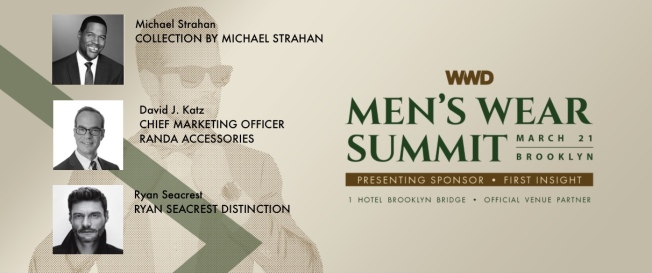 WWD Mens Summit 2017