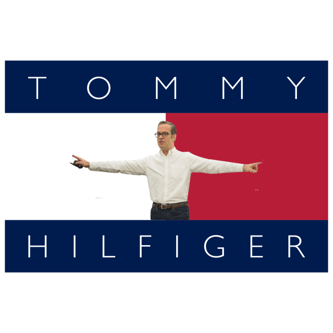 David J. Katz, Tommy Hilfiger Summit, New York City, February 2019